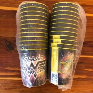 DC | Wonder Woman Super Hero Party Favor Cups